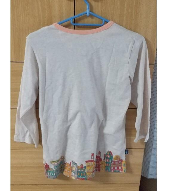 rough(ラフ)のroughTシャツ レディースのトップス(Tシャツ(長袖/七分))の商品写真