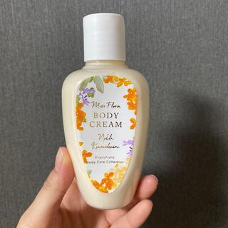 フランフラン(Francfranc)のMiss Flora ボディクリーム ノーブルキンモクセイの香り(ボディクリーム)