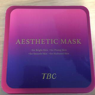 コストコ(コストコ)のTBC エステティック マスク 32枚(パック/フェイスマスク)