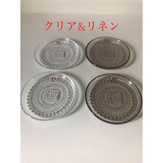 イッタラ(iittala)の新品 未使用 イッタラ カステヘルミ プレート 4枚 セット(食器)
