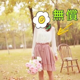ブラウス オフィス 長袖 ホワイト 涼しい(シャツ/ブラウス(長袖/七分))