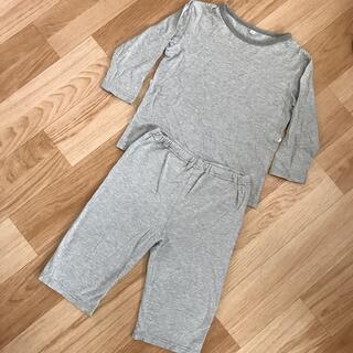 ムジルシリョウヒン(MUJI (無印良品))の無印良品 パジャマ 100 上下セット(パジャマ)