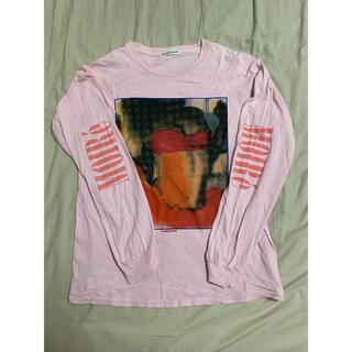 STUSSY - flagstuff Tシャツ