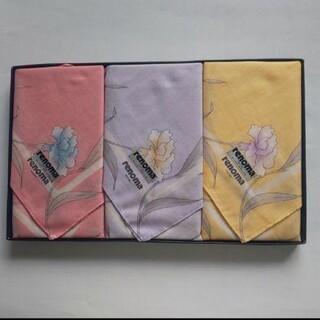 レノマ(RENOMA)のレノマ  ハンカチ3枚セット(ハンカチ)