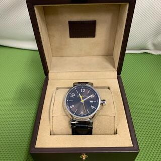 ルイヴィトン(LOUIS VUITTON)の極美品購入保証書有ルイヴィトン LOUIS VUITTON Q11115電池新品(腕時計(アナログ))