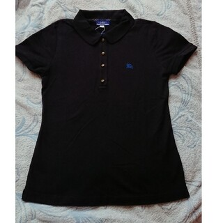 バーバリーブルーレーベル(BURBERRY BLUE LABEL)の新品未使用 バーバリー・ブルーレーベル ポロシャツ(ポロシャツ)
