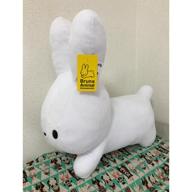 TAITO(タイトー)のブルーナアニマル ミッフィー ぬいぐるみ エンタメ/ホビーのおもちゃ/ぬいぐるみ(ぬいぐるみ)の商品写真