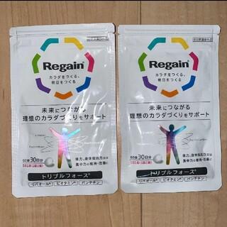 ダイイチサンキョウヘルスケア(第一三共ヘルスケア)のRegain リゲイン トリプルフォース 2袋セット(その他)