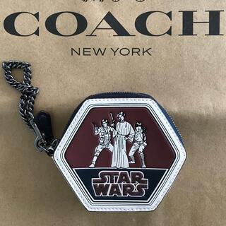 コーチ(COACH)のCOACH Star Wars 新品 限定 コインケース レア(コインケース/小銭入れ)
