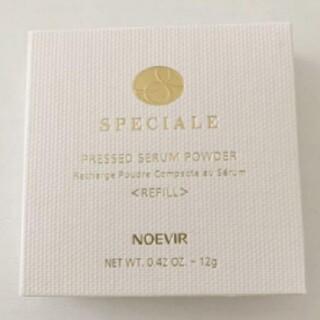 ノエビア(noevir)のノエビアスペチアーレコンパクトパウダーリフィール(フェイスパウダー)
