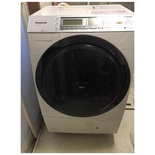 Panasonic - 完動美品 パナソニック ドラム式洗濯乾燥機 10kg 2015年製