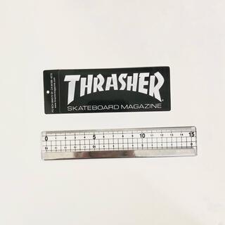 THRASHER ステッカー