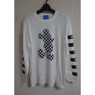 ディズニー(Disney)のディズニー ミッキーマウス ロングTシャツ(Tシャツ/カットソー(七分/長袖))