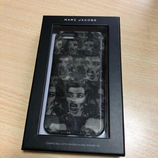 マークジェイコブス(MARC JACOBS)のマークジェイコブス iPhoneケース マリアカラス 日本未発売(iPhoneケース)