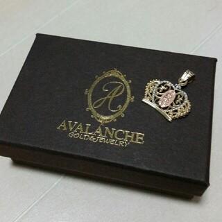 アヴァランチ(AVALANCHE)のアバランチ アヴァランチ avalanche 10k マリア ネックレス トップ(ネックレス)