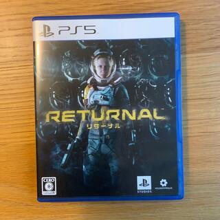 プランテーション(Plantation)のReturnal PS5(家庭用ゲームソフト)