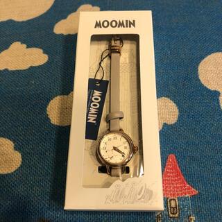 ムーミン 腕時計 グレー(腕時計)