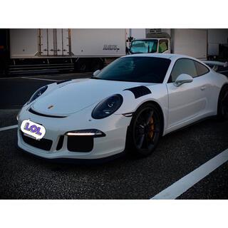 ポルシェ(Porsche)の991.1GT3 エアアウトレットダクト付きFフェンダー中古(車外アクセサリ)