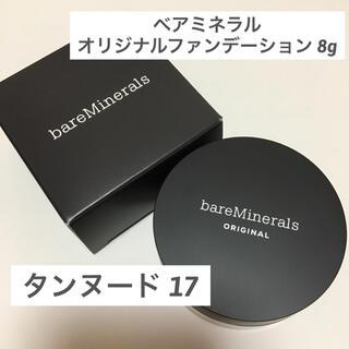 bareMinerals - bareMinerals ベアミネラル オリジナルファンデーション タンヌード