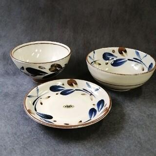 新品 美濃焼 民彩 風花 食器セット(食器)