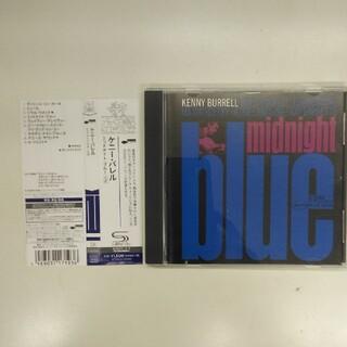 ケニーバレル ミッドナイト・ブルー+2 KENNY BURRELL(ジャズ)