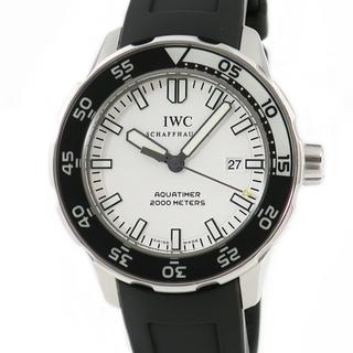 インターナショナルウォッチカンパニー(IWC)のIWC  アクアタイマー オートマティック 2000 IW356811(腕時計(アナログ))
