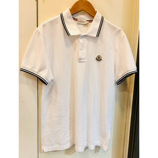 モンクレール(MONCLER)のMONCLER モンクレール ポロシャツ S(ポロシャツ)