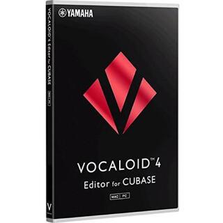 ヤマハ(ヤマハ)のVocaloid 4 Editor for Cubaseダウンロード版(DAWソフトウェア)