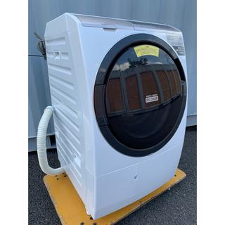 日立 - 2019モデル 日立ドラム洗濯機 スリム 温水 ウィルス除去 11kg /6kg