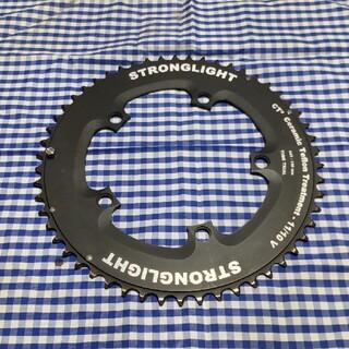 ブロンプトン(BROMPTON)のSTRONGLIGHT チェーンリング PCD130 54T ストロングライト(パーツ)