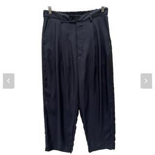 サンシー(SUNSEA)のstein Cupro Wide Trousers(スラックス)