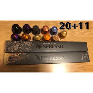 コストコ - ネスプレッソ カプセルセット 31個