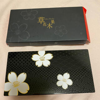 ソウカモッカ(草花木果)の草花木果 メーキャップパレットL08(ボトル・ケース・携帯小物)