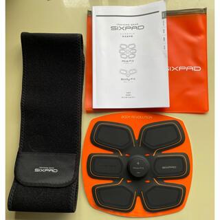 シックスパッド(SIXPAD)のシックスパッド 2週間使用 ジェルパットなし(エクササイズ用品)