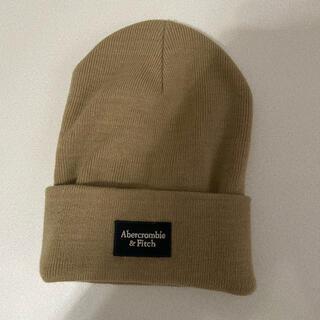アバクロンビーアンドフィッチ(Abercrombie&Fitch)のAbercrombie&fitch アバクロ ニット帽(ニット帽/ビーニー)