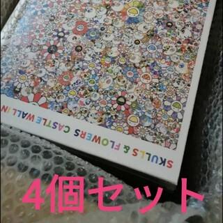 村上隆 パズル zingaro SKULLS & FLOWERS CASTLE(その他)