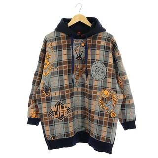 ダブルスタンダードクロージング(DOUBLE STANDARD CLOTHING)のダブルスタンダードクロージング ダブスタ パーカー チュニック プルオーバー(パーカー)