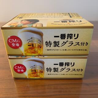 キリン(キリン)の麒麟一番搾り 特製グラス 4本セット(グラス/カップ)