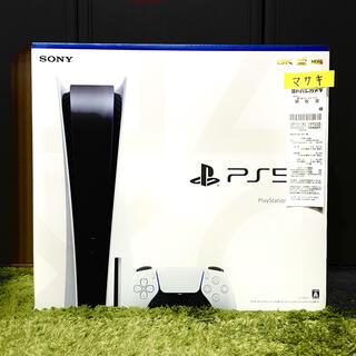 ソニー(SONY)のSONY PlayStation5 CFI-1000A01 PS5(家庭用ゲーム機本体)