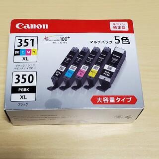 キヤノン(Canon)のCanon BCI-351XL+350XL 5.色マルチパック大容量タイプ(PC周辺機器)
