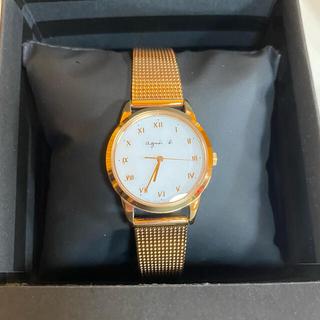 agnes b. - アニエスベー 腕時計 ほぼ新品