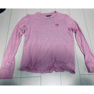 ディーゼル(DIESEL)のディーゼル ロンT ピンク(Tシャツ/カットソー(七分/長袖))