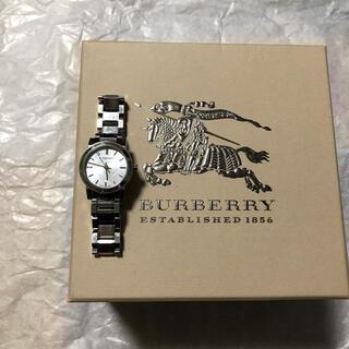 バーバリー(BURBERRY)のBURBERRY 腕時計 レディース 電池切れ(腕時計)
