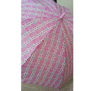 子供用?ピンクの花柄COTTAGEKIDSレディース女の子用傘(傘)