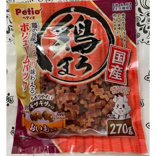 ♡【再入荷】ペティオ 鶏まろ おいも入り 犬のおやつ♡(ペットフード)
