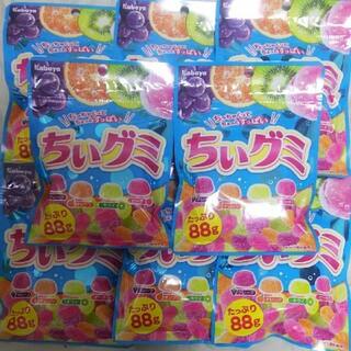 お買得8袋!!ちぃグミ /カバヤ(菓子/デザート)