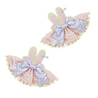 アンジェリックプリティー(Angelic Pretty)のmoko moko bunny お袖止め 未使用(ブレスレット/バングル)