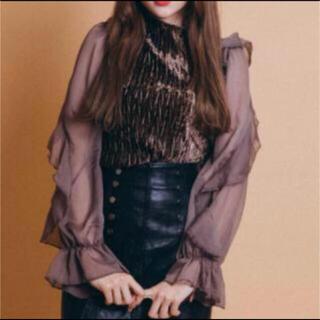 Ameri VINTAGE - 韓国トップス