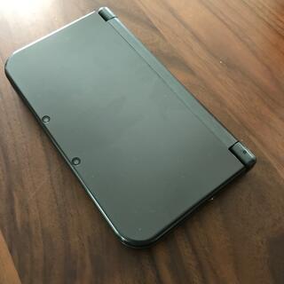 ニンテンドー3DS(ニンテンドー3DS)のNewニンテンドー3DS LL メタリックブラック(家庭用ゲーム機本体)