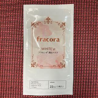 フラコラ(フラコラ)のプラセンタ 潤白マスク(パック/フェイスマスク)